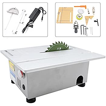 T5 Mini Precision Small Table Saw Blade Diy Woodworking