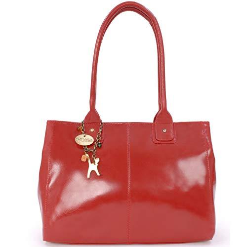 Grand Kensington Sac Rouge Collection Signé Main À Catwalk npSxBrp
