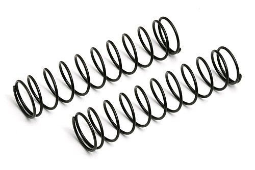 Team Associated 7426 Front Truck Springs, Black, 2.6-Pound