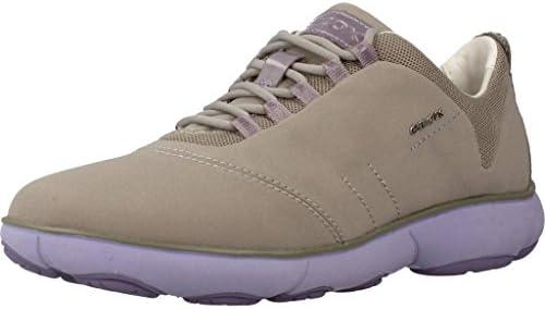 borracho zona a la deriva  Geox Women's D Nebula | Fashion Sneakers - Amazon.com
