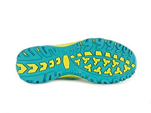 CMP , Chaussures de randonnée basses pour femme vert vert