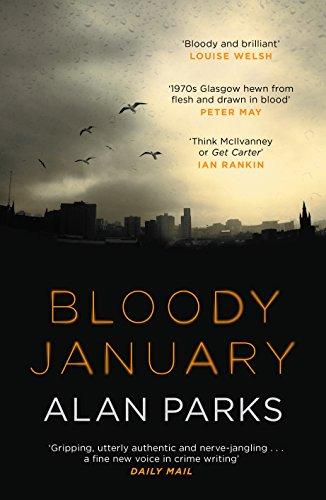 Bloody January (A Harry McCoy novel)