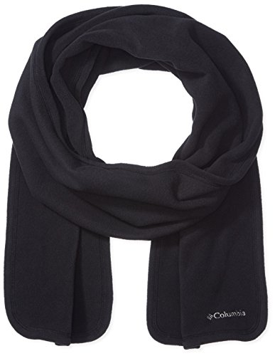 Columbia Men's Fast Trek Scarf, Black, One Size
