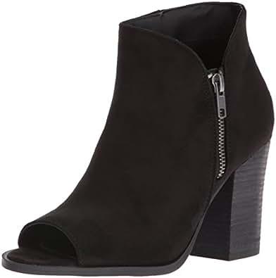 Carlos by Carlos Santana Women's Jade Ankle Boot, Black, 10 M US