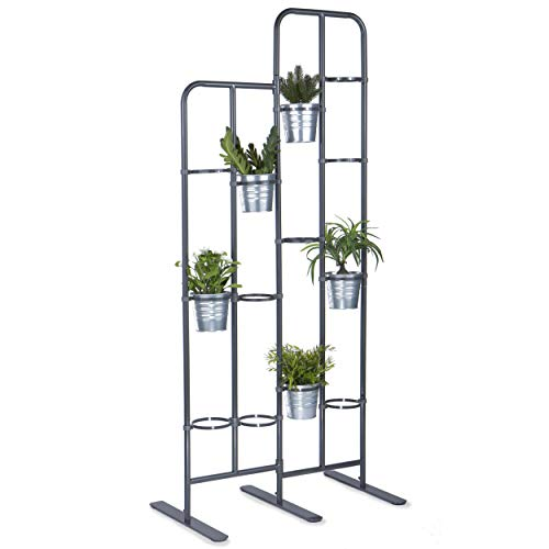 Vertical Metal Plant Stand