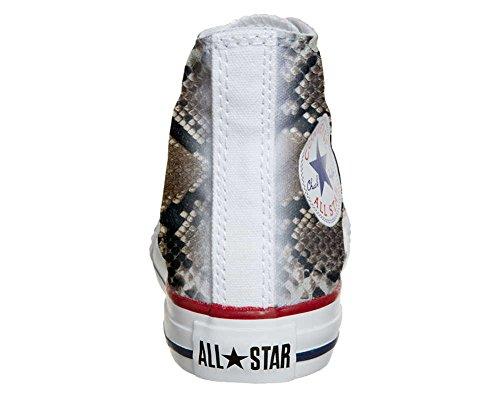 Converse All Star zapatos personalizados (Producto Artesano) pitonate