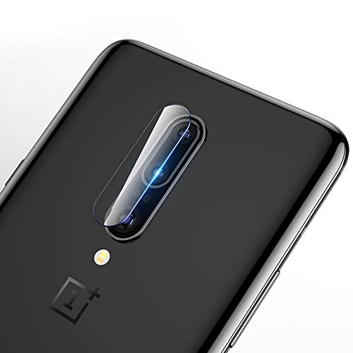 Soezit Camera Lens Tempered Glass for OnePlus 7 Pro Anti Explosion Tempered Glass,9H Hardness,2.5d D, Ultra Clear, Anti Scratch Free Anti Finger Print