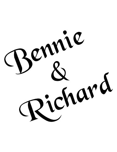 Personalized Couple Decal
