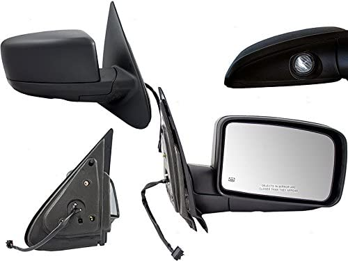 Partslink Number FO1321249 OE Replacement Ford Expedition Passenger Side Mirror Outside Rear View