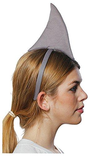 Adult Unisex Shark Tail or Headband Fin (Headband) (Sharknado Fin)