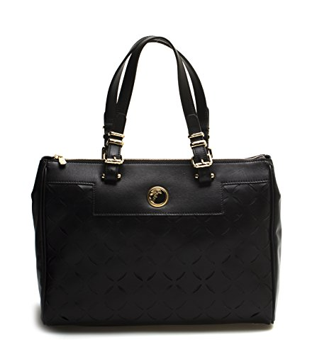 Versace Collection Leather Laser Cut Handbag product image