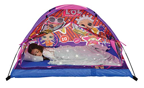 L.O.L Surprise! M009709 LOL Surprise Dream Den, Tienda de campaña, Color Rosa