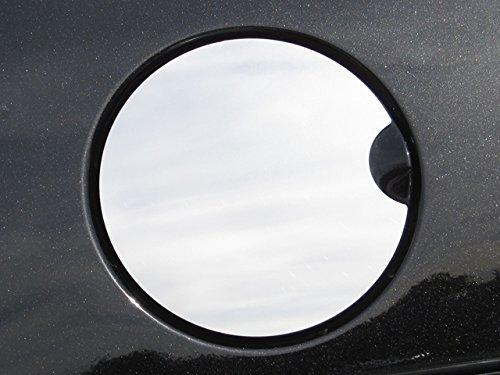 QAA FITS Navigator 2015-2017 Lincoln (1 Pc: Stainless Steel Fuel/Gas Door Cover Accent Trim, 4-Door, SUV) GC55655
