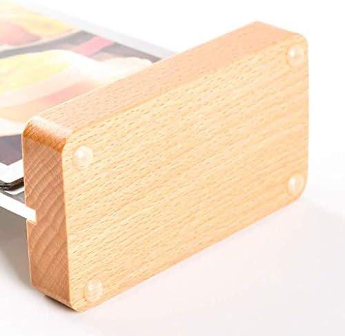 事務用品 表カードの宣伝情報フレームの重要な大型鋼球レストランのメニューステンレスパーフェクトデザイン(21X29.7CM)