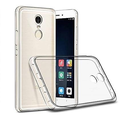 purchase cheap 55de3 4038e COVERNEW Back Cover for Xiaomi Redmi Note 4x: Amazon.in: Electronics