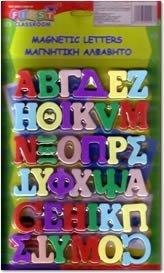 Blocks Greek - Greek Products Direct-Greek Magnetic Letters