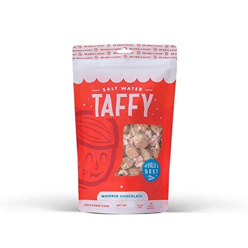 Taffy Shop Whipped Chocolate Salt Water Taffy - 1/2 LB Bag