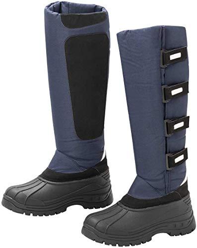 Trilanco unisex invernali Stivali Stivali Trilanco invernali blu blu OxgrTqwO87
