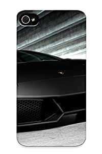 New Snap-on Stylishgojkqt Skin Case Cover Compatible With Iphone 4/4s- Lamborghini Reventon