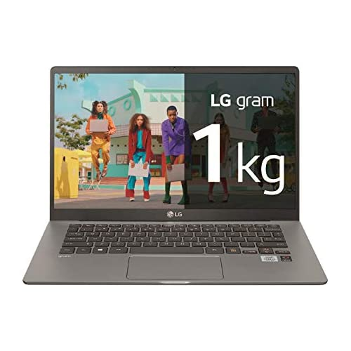 chollos oferta descuentos barato LG gram 14Z90N V AA78B Ordenador portátil ultraligero de 14 FullHD IPS Intel Core i7 1065G7 16GB RAM 512GB SSD Windows 10 Home Plata Teclado QWERTY Español
