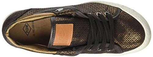 PLDM by Palladium Damen Gaetane MBR Hohe Sneaker Marron (Bronze)