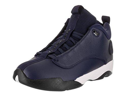 Jumpman Quick Pro Jordan Navy Shoe NIKE White Midnight Black Basketball Men's IUxAWqqEwH