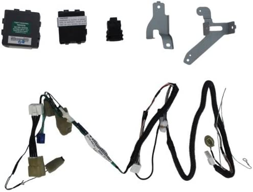 08586-36822 RS3200 Plus Alarm Security System with Glass Breakage Sensor Toyota Genuine Accessories