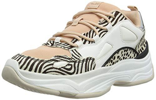 ALDO Women''s Umoavia Low-Top Sneakers, Multicolour (Zebra 79), 5.5 UK 5.5 UK