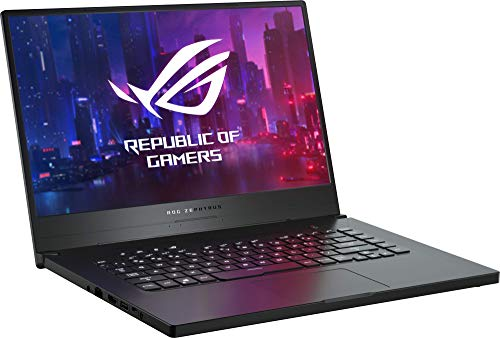 "ASUS ROG Zephyrus G GA502DU-BQ015 - Portátil Gaming de 15,6"" FullHD (Ryzen 7 3750H, 8GB RAM, 512GB SSD, GeForce GTX1660Ti 6GB, Sin sistema operativo) Metal Negro - Teclado QWERTY español 2"