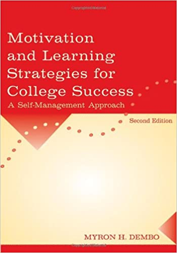 Motivation and Learning Strategies for College Success: A