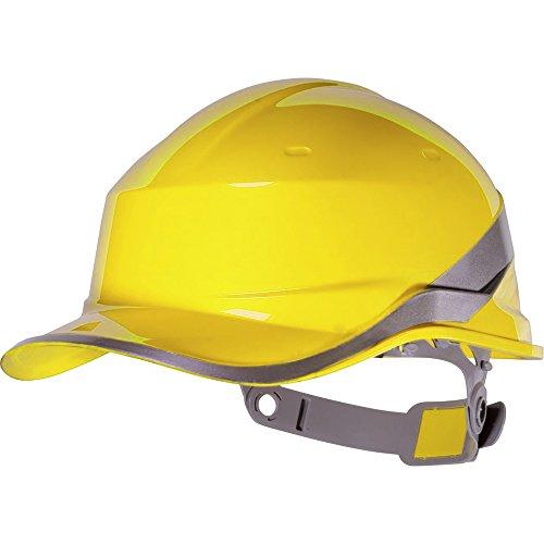 Venitex Hi-Vis Baseball PPE Sicheheitshelm Gelb