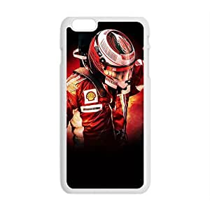 Happy Kimi Rajkkonen Phone Case for Iphone6 plus