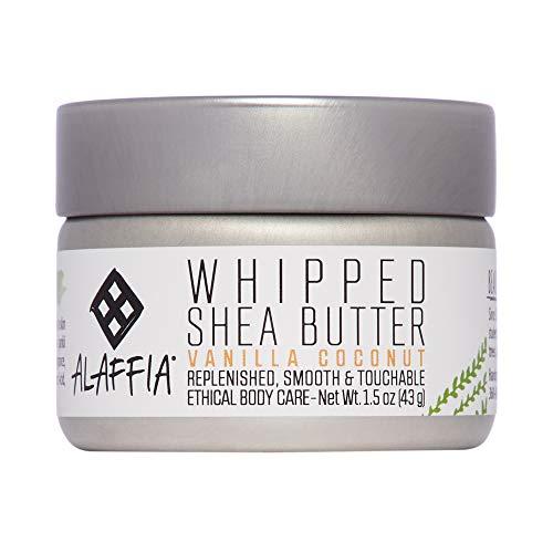 Alaffia - Whipped Shea Butter, All Skin Types, Moisturizing