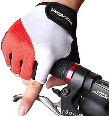 Bicicleta WOLFBIKE antideslizante malla transpirable TPU forro ...