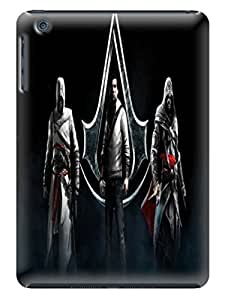 Custom DIY Cool Assassin's Creed fashionable TPU Phone Case with fashionable pictures to Make Your ipad mini Unique