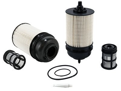 Qty 1 AFE WF10166 WIX Direct Replacement Fuel Filter