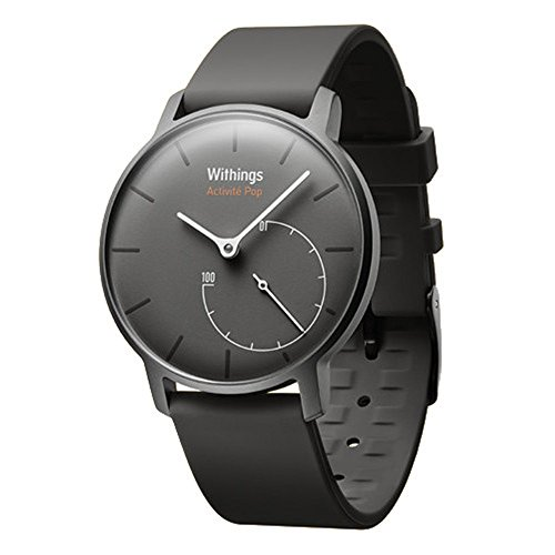 Withings Activite Pop Activity and Fitness Tracker + Sleep Monitor Lightweight Watch, Shark Gray (Certified Refurbished) by Withings (Image #3)