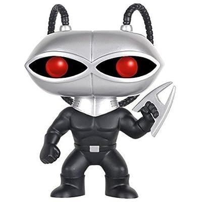 Funko POP Heroes: Black Manta Action Figure: Funko Pop! Heroes:: Toys & Games