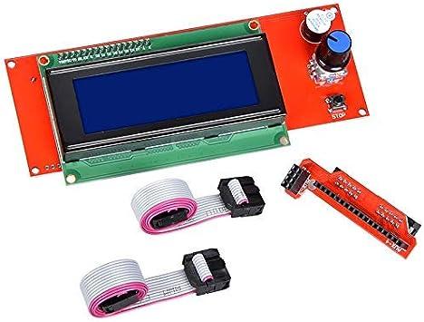 ICQUANZX 2004 Módulo de Controlador de Pantalla Inteligente ...