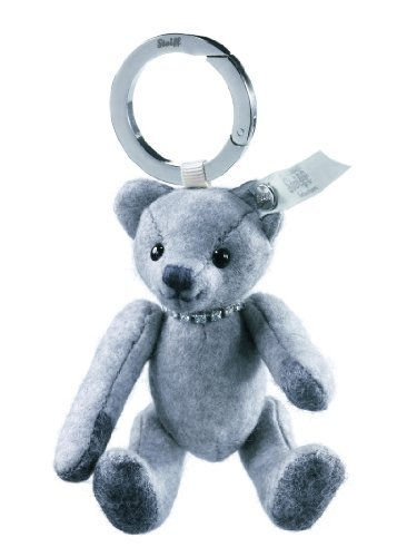 [Steiff Steiff stuffed] Seaside selection felt teddy bear key ring 10cm 035685 [parallel import] (Ring Key Steiff)