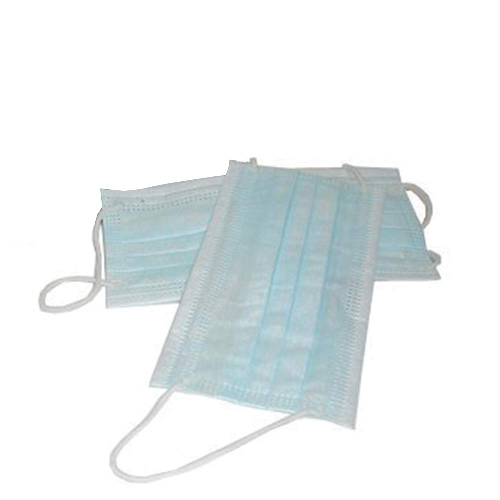 HACR Disposable Protection Pack with 50 Pieces 33 Protective Layers Against dust and Droplets in The air