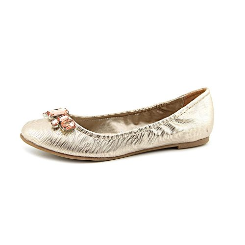 Cl De Chinese Laundry Mujeres Golden Girl Shimm Ballet Flat Rose Gold