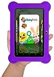 KOCASO [7 INCH] Quad Core [Android 4.4 KitKat] Kid's HD Tablet PC- 8GB Storage W/ 32GB Expandable Memory, 1024x600, Dual Camera, WiFi & Bluetooth, Micro USB/SD Card Slot, Google Play Apps- (Purple)