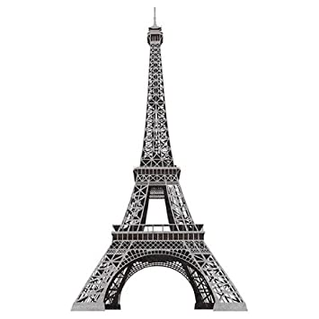 RoomMates XL Paris Eiffel Tower Wall Decals