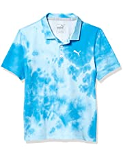 PUMA Golf 2020 Boy's Haight Polo