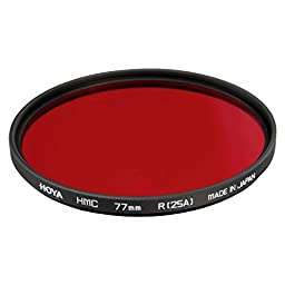 Hoya 77mm #Red 25 Multi Coated Glass Filter