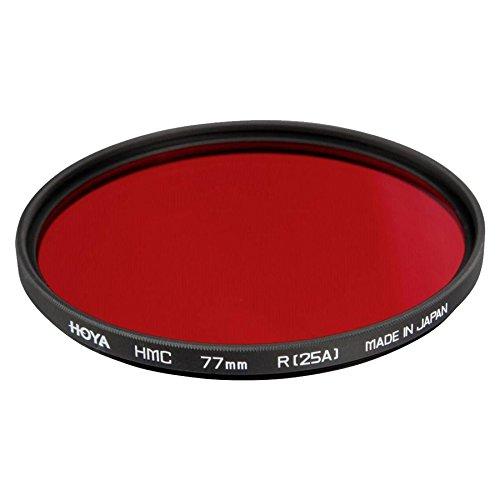 Hoya 77mm HMC Screw-in Filter - Red by Hoya