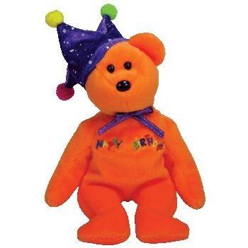 Ty Happy Birthday! - Happy Birthday Orange