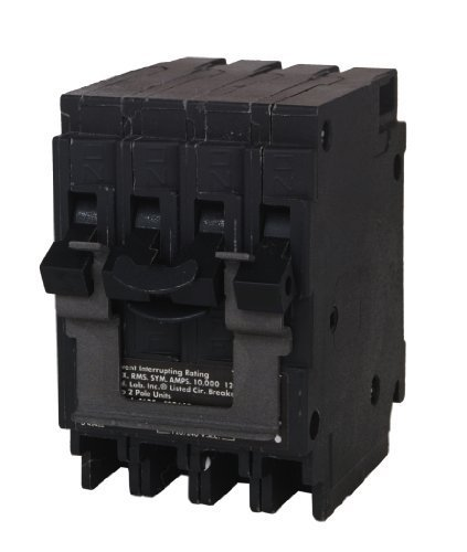 Siemens Q22050CT 50-Amp Double Pole Two 20-Amp Single Pole Circuit Breaker by Siemens