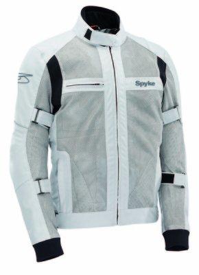 Chaquetas de moto Spyke aerlite para los hombres: Amazon.es: Coche y moto
